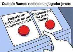 Enlace a Ramos duda entre esas dos opciones