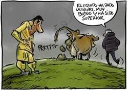 Enlace a El Barça echa pestes, por @yesnocse