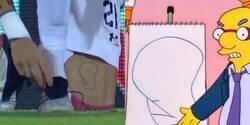 Enlace a GENIO Y FIGURA: Mariano Andujar se tatuó 'la dignidad' de Los Simpson
