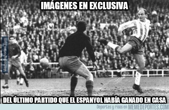 1097974 - El Espanyol tuvo que esperar hasta la jornada 23 para ganar de local