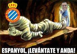 Enlace a De Tomás ha resucitado al Espanyol tras su llegada