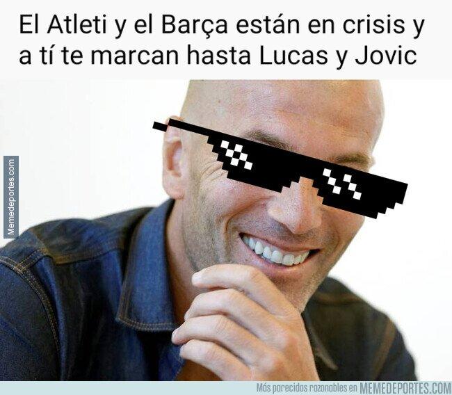 1097999 - Los de Zidane no aflojan en Liga