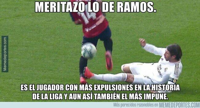 1098006 - Increíble lo de Ramos
