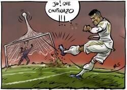 Enlace a Jovic se saca un auténtico trallazo en Pamplona, por @yesnocse