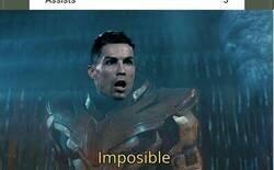 Enlace a Cristiano viendo que es posible hacer un partidazo sin marcar goles