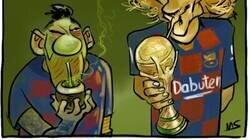 Enlace a Según France Football, en el Barça envidian a Griezmann por haber ganado el mundial, por @yesnocse