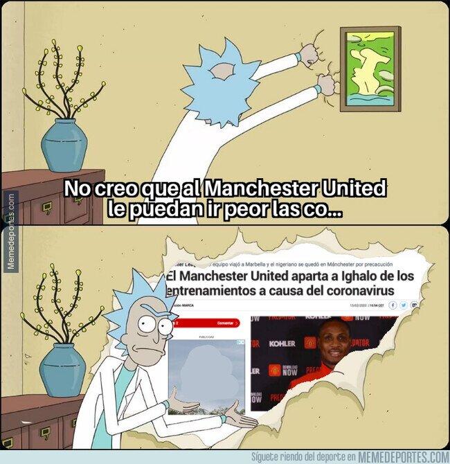 1098243 - Al United no le dejan de ocurrir cosas malas