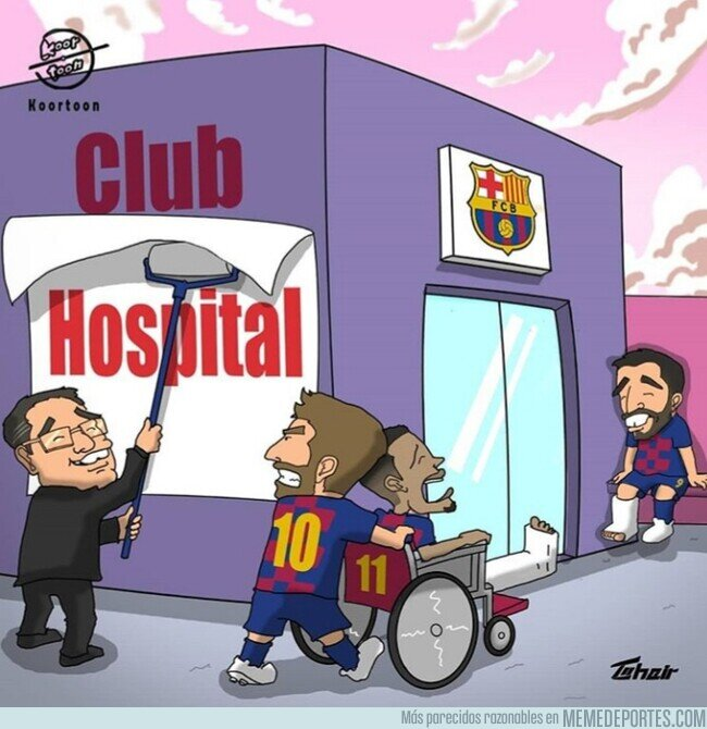 1098253 - Hospital Club Barcelona, por @koortoon