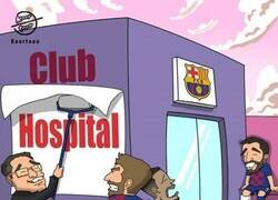 Enlace a Hospital Club Barcelona, por @koortoon