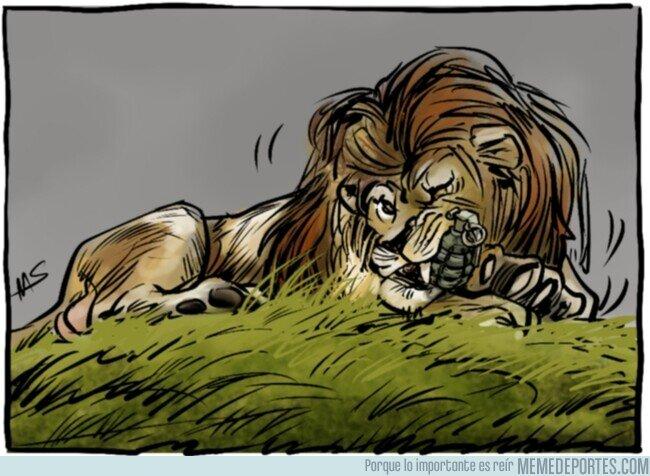 1098258 - Los leones se adelantan ante el Granada, por @yesnocse