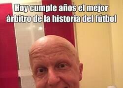 Enlace a Pierluigi Collina está de cumpleaños
