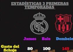 Enlace a Bale y James, los fichajes
