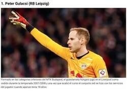 Enlace a El XI ideal de futbolistas que juegan para equipos de la marca Red Bull