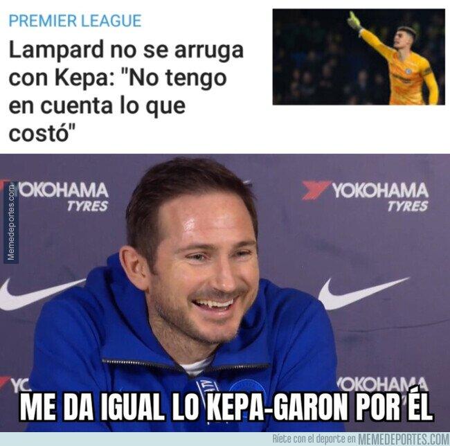 1098367 - La última palabra la tendrá Lampard, Kepa-ra eso es el entrenador