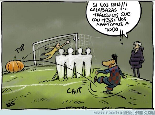 1098371 - No hay mal que por Messi no venga, por @yesnocse
