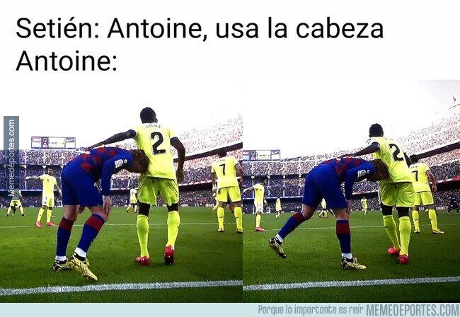 1098415 - No me has entendido, Antoine...