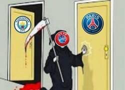Enlace a El PSG puede sufrir el mismo destino