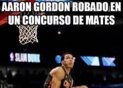 Enlace a Aaron Gordon se vuelve a quedar sin corona