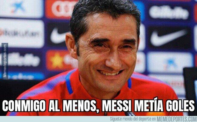1098443 - La única diferencia entre el Barça de Valverde y el de Setién