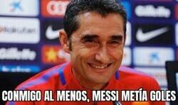 Enlace a La única diferencia entre el Barça de Valverde y el de Setién