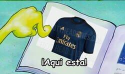 Enlace a El Barça vestirá muy similar al Madrid como visitante