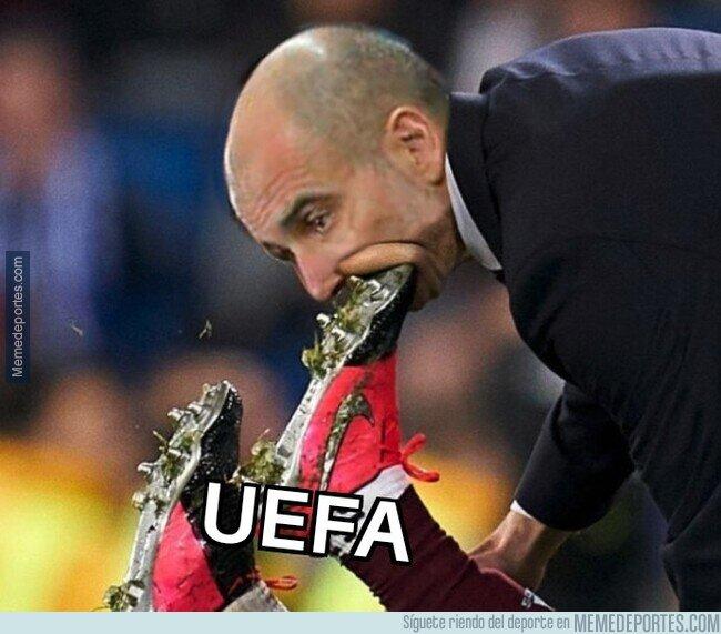 1098542 - Lo de Zidane sirve para resumir lo que supone la sanción al City