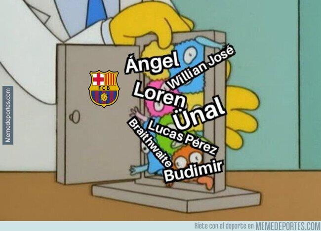 1098548 - ¿Quién será el nuevo delantero del Barça?