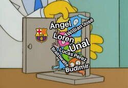 Enlace a ¿Quién será el nuevo delantero del Barça?