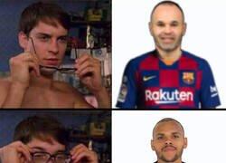 Enlace a Ese calvito del Barça me recuerda a Don Andrés