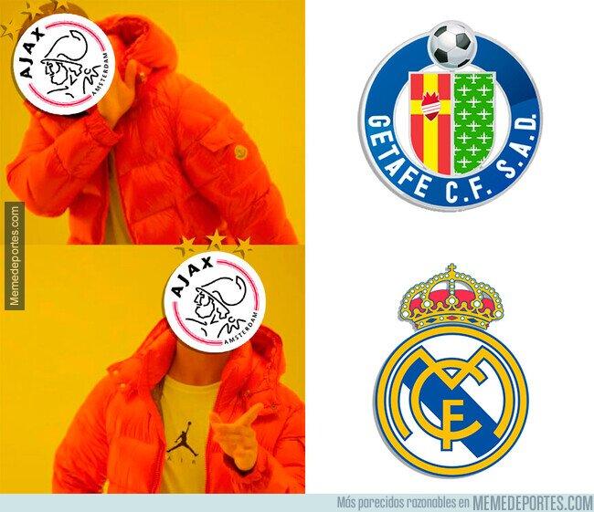 1098863 - El Ajax y los equipos madrileños