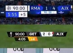 Enlace a El fútbol es un deporte muy confuso realmente.