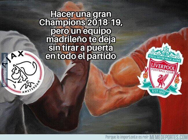 1098899 - Parecidos razonables entre Ajax y Liverpool esta jornada europea