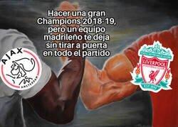 Enlace a Parecidos razonables entre Ajax y Liverpool esta jornada europea