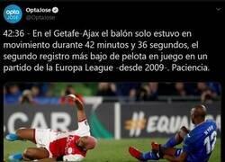 Enlace a Solo hubo medio tiempo de fútbol en el Alfonso Pérez