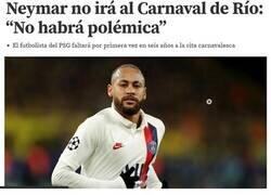 Enlace a Neymar se esta volviendo Evangélico.