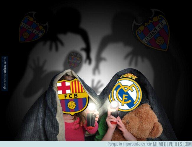 1099042 - La peor pesadilla de Barça y Madrid