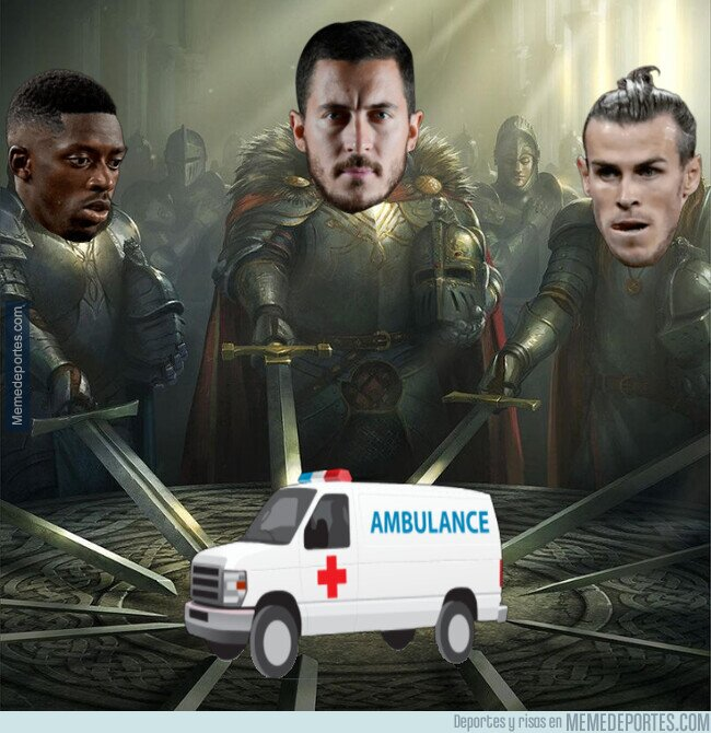 1099059 - Un nuevo miembro se une a la 'alianza ambulancia'