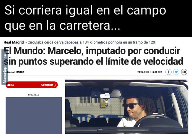 1099115 - Marcelo, ahí no era donde tenías que correr...