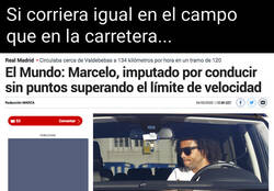 Enlace a Marcelo, ahí no era donde tenías que correr...