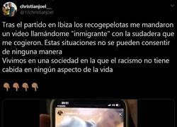 Enlace a Los recogepelotas del Ibiza se pusieron graciosetes con un vídeo racista y terminaron expulsados