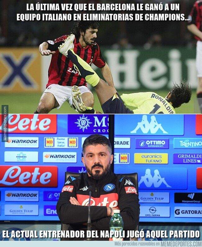1099205 - No le va muy bien al Barça en Italia