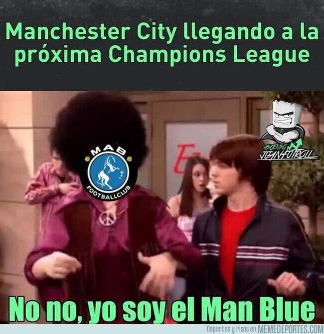 1099212 - El City la próxima Champions