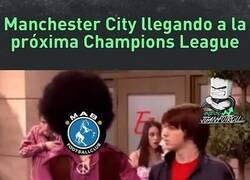 Enlace a El City la próxima Champions
