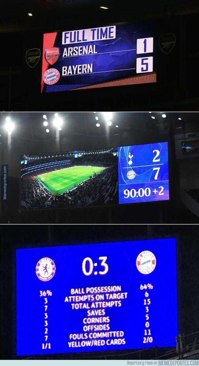 1099226 - El Bayern cada vez que visita Londres...