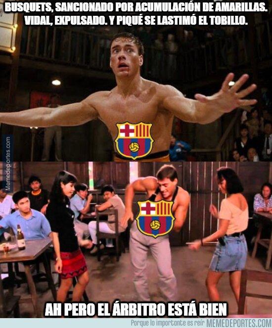 1099227 - ¿Se le complica la vuelta al Barcelona? No lo creo