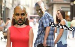 Enlace a Tanta flor de Zidane a Pep mosquea al madridismo