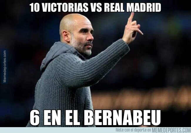 1099303 - Pep vs Real Madrid
