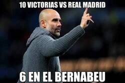 Enlace a Pep vs Real Madrid