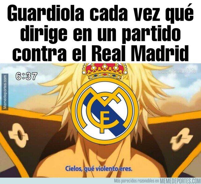 1099349 - Solo es cuestión de ver los números de Guardiola contra el Madrid