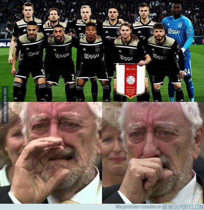 1099391 - De casi hacer historia en Champions, a eliminados en 16vos de Europa League